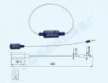 S211-C型固定式钢丝封条