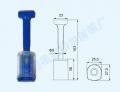 S204-G型透明高保封条